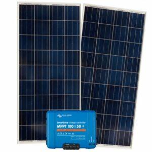 600W Solar Kit