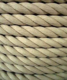 14mm Polyhemp Rope Per Mtr Aqueduct Marina Church Minshull